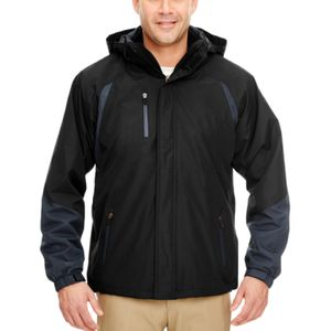 Adult Colorblock 3-in-1 Systems Hooded Jacket Thumbnail