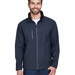 Adult Ripstop Soft Shell Jacket with Cadet Collar Thumbnail