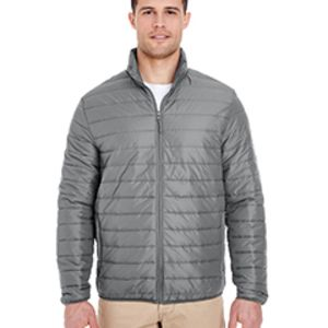 Adult Quilted Puffy Jacket Thumbnail