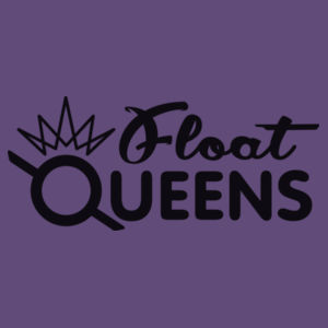 Float Queens Unisex V-Neck Design